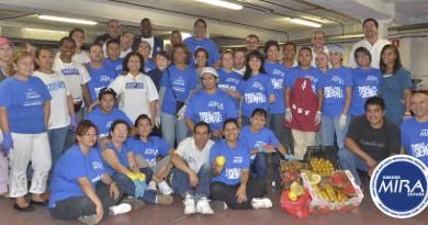Asignación de alimentos del FEAD a la Asociación Amigos MIRA España