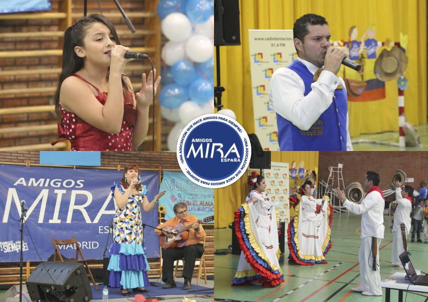 La asociación Amigos MIRA España realizó con éxito el evento Intégrame