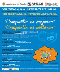 Castellón – XII Semana Intercultural