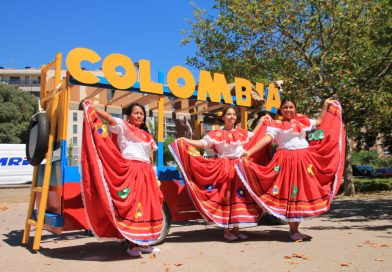 TARRAGONA – COLOMBIA SABOR Y COLOR