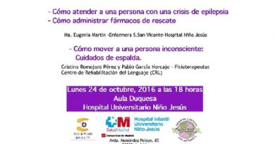 CURSO PRACTICO Asociación Madrileña de Epilepsia