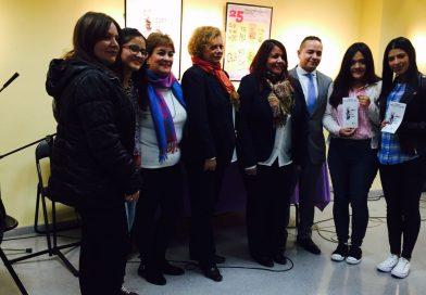 Valencia – Pacto por la igualdad y contra la violencia hacia la mujer.