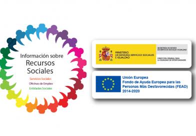 Programa Informativo – Recursos Sociales 2016