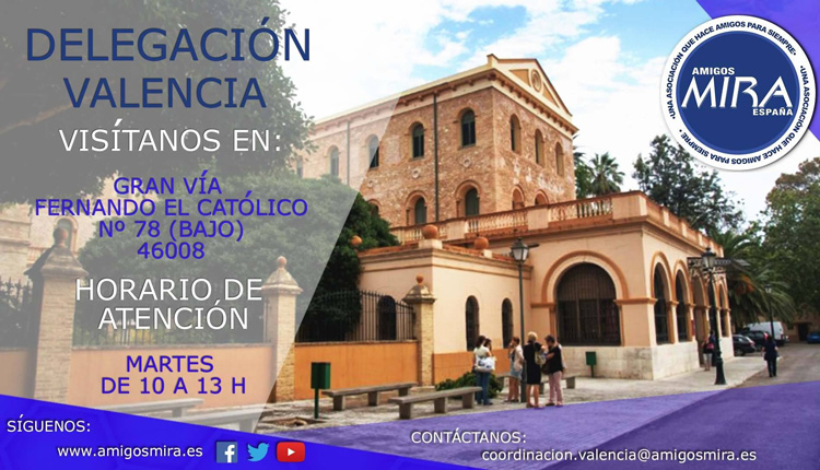 Valencia ame firma acuerdo de cesi n de espacios for Convenio oficinas madrid 2017