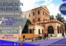 Valencia – AME Firma Acuerdo de Cesión de Espacios