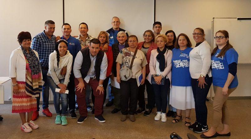 Taller Voluntariado – Pontevedra