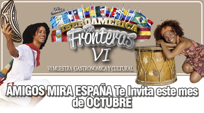 IBEROAMÉRICA SIN FRONTERAS 2017