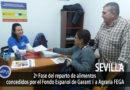 2ª Fase del reparto de Alimentos concedidos por el Fondo Español de Garantía Agraria FEGA