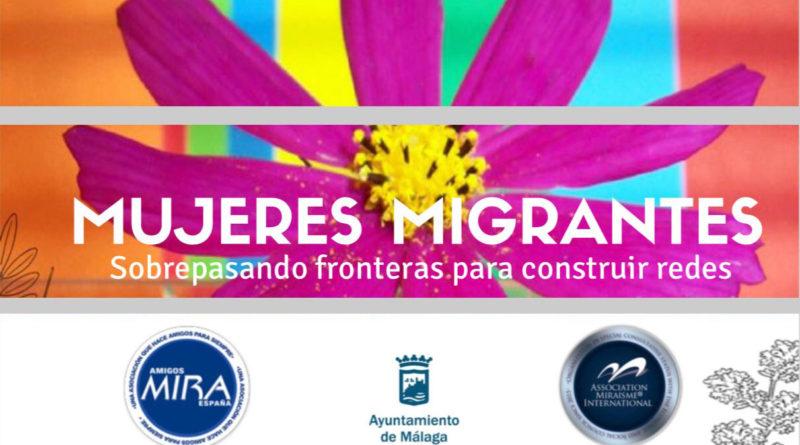 MUJER MIGRANTE, Jornada de reflexión en Málaga