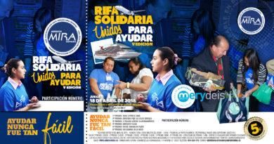 Rifa Solidaria V Edición