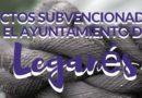 Proyectos Sociales en Leganés: torneo de fútbol y ciclo de actividades sobre violencia de género.